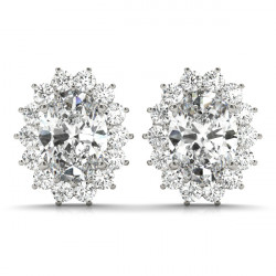 EARRINGS COLOR OVAL MATCH 30162,80475