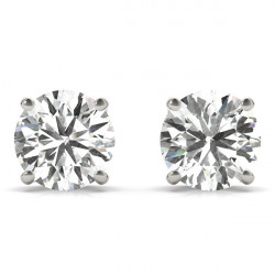 0.05CT 4PR EAR WITH .030